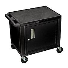 Wilson Plastic Utility Cart 26 H