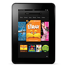 Amazon Kindle Fire HD Wi Fi