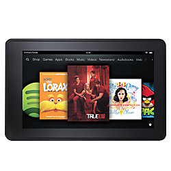 Amazon Kindle Fire 2nd Generation Wi Fi Tablet 7 Screen