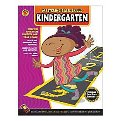 Brighter Child Mastering Basic Skills Kindergarten