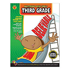 Brighter Child Mastering Basic Skills Third