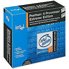 Intel Pentium 4 Extreme Edition 346GHz