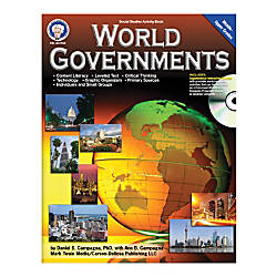 Mark Twain World Governments Book With