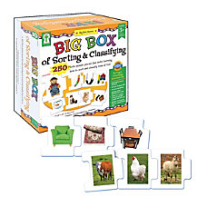 Key Education Big Box Of Sorting