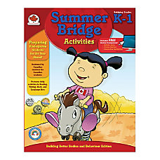 Summer Bridge Activities Workbook For Canadian