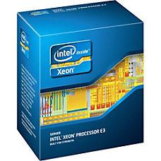 Intel Xeon E3 1271 v3 Quad