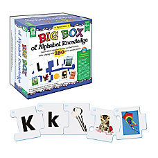 Key Education Big Box Of Alphabet