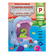 American Education Workbook Comprehensive Curriculum Of