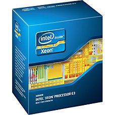 Intel Xeon E3 1246 v3 Quad