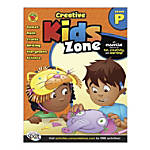 Brighter Child Activity Book Creative Kids
