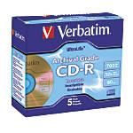 Verbatim UltraLife Gold CD R Discs