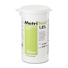 Unimed MetriTest Strips Box Of 60