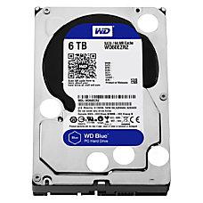 WD Blue 6 TB 35 inch