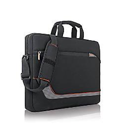 Solo Laptop Slim Briefcase For 173