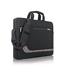 Solo Laptop Slim Briefcase For 173