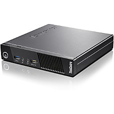 Lenovo ThinkCentre M83 10E80018US Desktop Computer