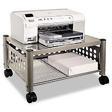 Vertiflex Underdesk Machine Stand Matte Gray
