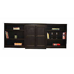 Concepts In Wood 3 Piece Bookcase