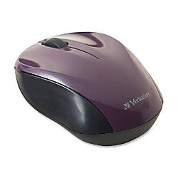 Verbatim 97666 Wireless Optical Notebook Mouse