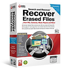 Search And Recover Traditional Disc