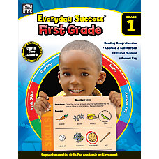 Thinking Kids Everyday Success Activities Workbook