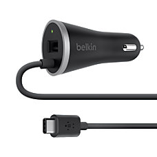 Belkin USB C Car Charger 48