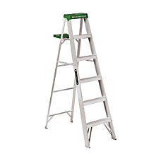 Louisville 428 Aluminum 5 Step Ladder