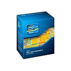 Intel Xeon E3 1280V2 Quad core
