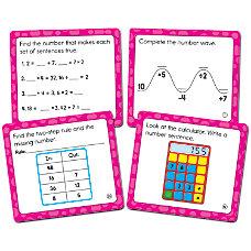 Carson Dellosa Math Challenge Curriculum Cut