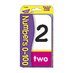 Trend Pocket Flash Cards Numbers 0