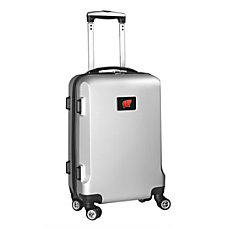 Denco Sports Luggage Rolling Carry On