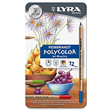 LYRA Polycolor Hi quality Colored Pencils
