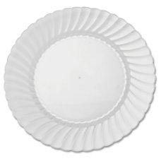 Classicware Plastic Dinnerware 9 Diameter Plate