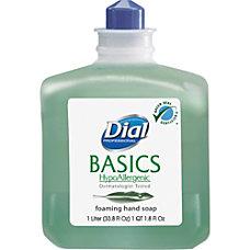 Dial Basics Foaming Lotion Soap Refill