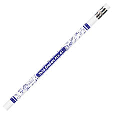 Moon Products Decorated Wood Pencil Third