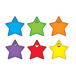 Trend Classic Accents Variety Pack Star