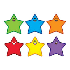 Trend Classic Accents Variety Pack Stars