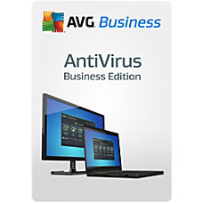 AVG Antivirus Business Edition 1 Year
