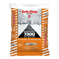 Safe Step 7300 Calcium Chloride Ice