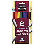 Sargent Art Washable Markers Fine Tip