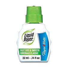 Paper Mate Liquid Paper Fast dry