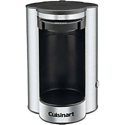 Cuisinart 1 Cup Stainless Steel Brewer