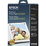 Epson Photo Paper 5 x 7