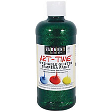 Sargent Art Washable Glitter Paint 16