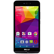BLU Dash X LTE Cell Phone