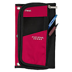 Five Star Organizer Pencil Pouch Assorted