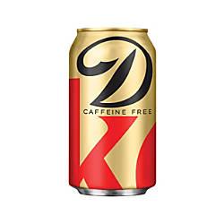 Diet Coke Caffeine Free 12 Oz