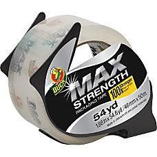 Duck Max Strength Packaging Tape Dispenser