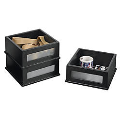 Victor Midnight Black Collection Desktop Supply
