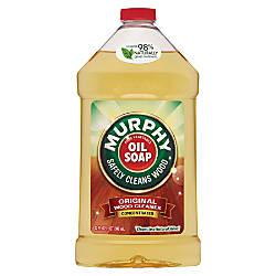 Murphy Oil Soap 32 OZ Gold
